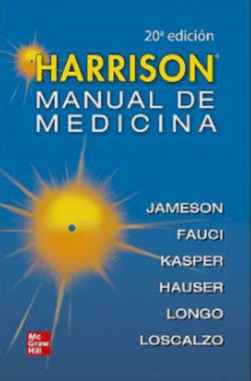 (20 ED) HARRISON - MANUAL DE MEDICINA