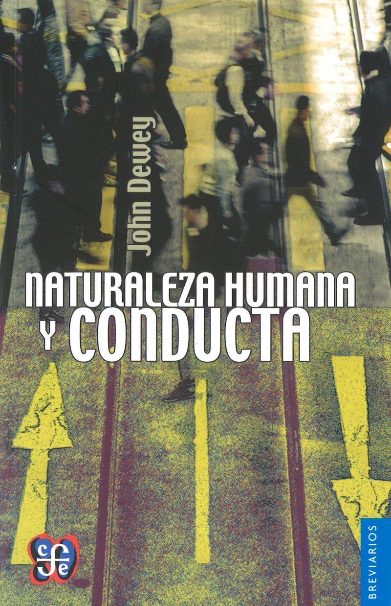 NATURALEZA HUMANA Y CONDUCTA - INTRODUCCION A LA PSICOLOGIA SOCIAL