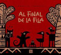 al final de la fila - Marcelo Pimentel