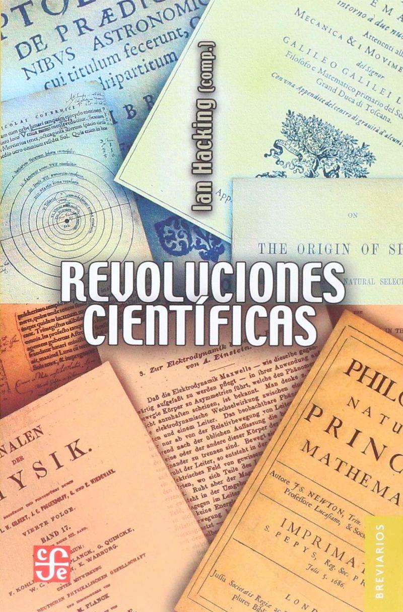 REVOLUCIONES CIENTIFICAS