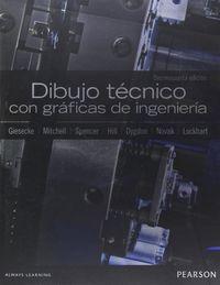 (14 ED) DIBUJO TECNICO CON GRAFIAS DE INGENIERIA