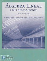 (5 ED) ALGEBRA LINEAL