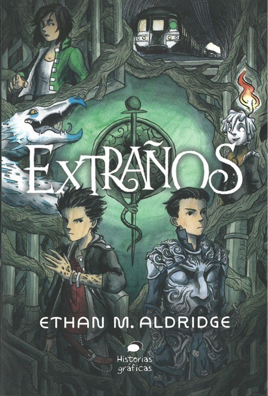 Extraños - Ethan M. Aldrige
