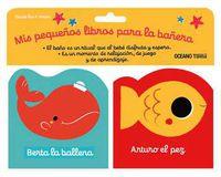 Arturo El Pez Y Berta La Ballena (libros Para La Bañera) - Geraldine Cosneau