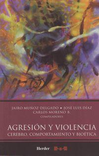 Agresion Y Violencia - Jairo Muñoz-Delgado