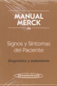 Manual Merck De Signos Y Sintomas Del Paciente - Aa. Vv.