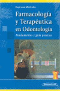 FARMACOLOGIA Y TERAPEUTICA EN ODONTOLOGIA