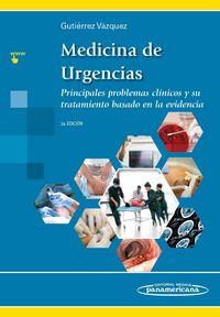 (2 Ed) Medicina De Urgencias - Isauro Ramon Gutierrez Vazquez