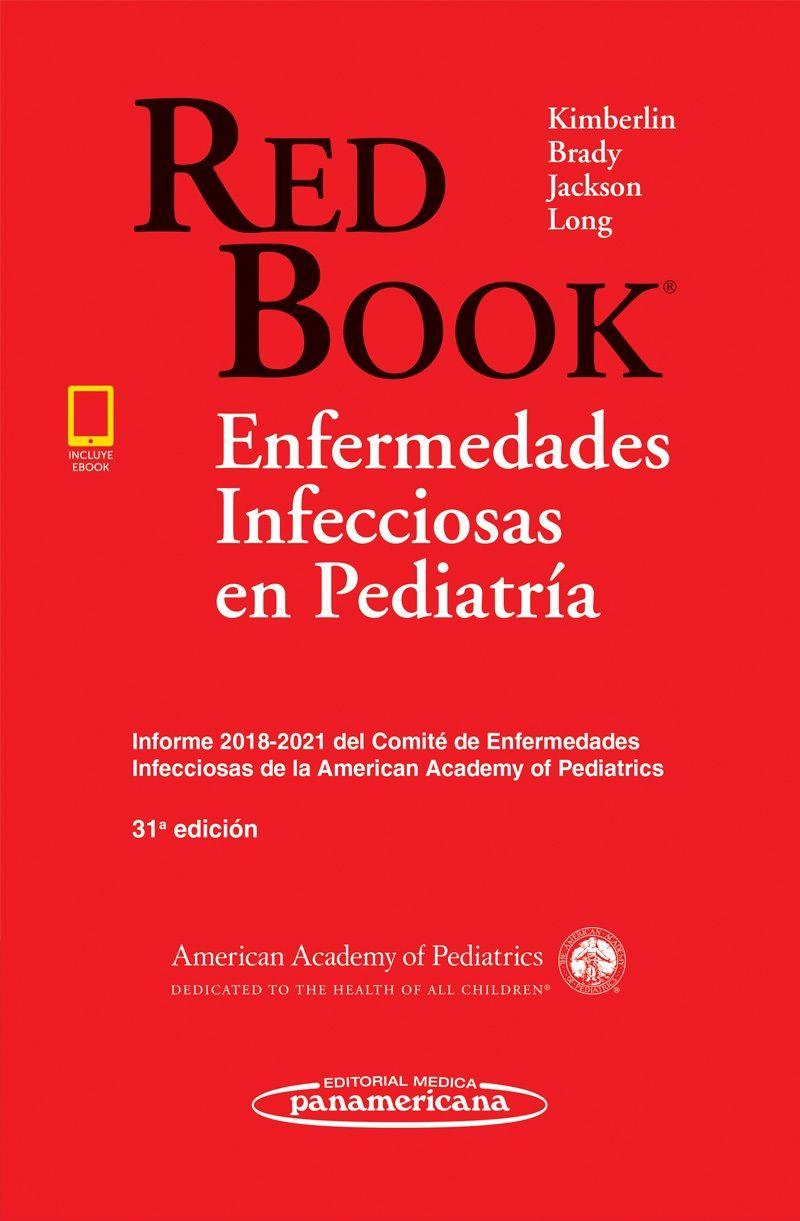 (31 ED) RED BOOK - ENFERMEDADES INFECCIOSAS EN PEDIATRIA