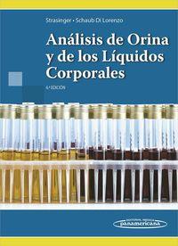 (6 ED) ANALISIS DE ORINA Y DE LOS LIQUIDOS CORPORALES