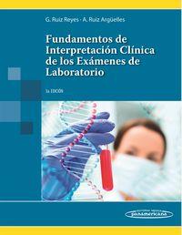 (3 ED) FUNDAMENTOS DE INTERPRETACION CLINICA DE LOS EXAMENE
