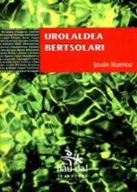 Urolaldea Bertsolari - Joxin Iturrioz
