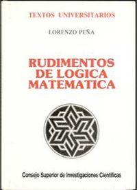 RUDIMENTOS DE LOGICA MATEMATICA