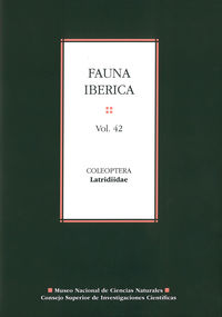 FAUNA IBERICA 42 - COLEOPTERA: LATRIDIIDAE