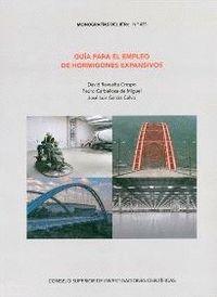 Guia Para El Empleo De Hormigones Expansivos - David Revuelta Crespo