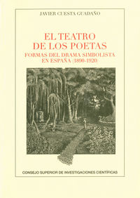 Teatro De Los Poetas, El - Formas Del Drama Simbolista En España (1890-1920) - Javier Cuesta Guadaño