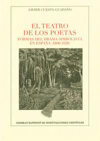 TEATRO DE LOS POETAS, EL - FORMAS DEL DRAMA SIMBOLISTA EN ESPAÑA (1890-1920)