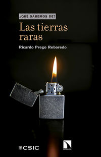 Las tierras raras - Ricardo Prego Reboredo