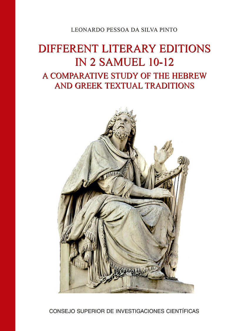different literary editions in 2 samuel 10-12: a comparative study of the hebrew and greek textual traditions - Leonardo Pessoa Da Silva Pinto