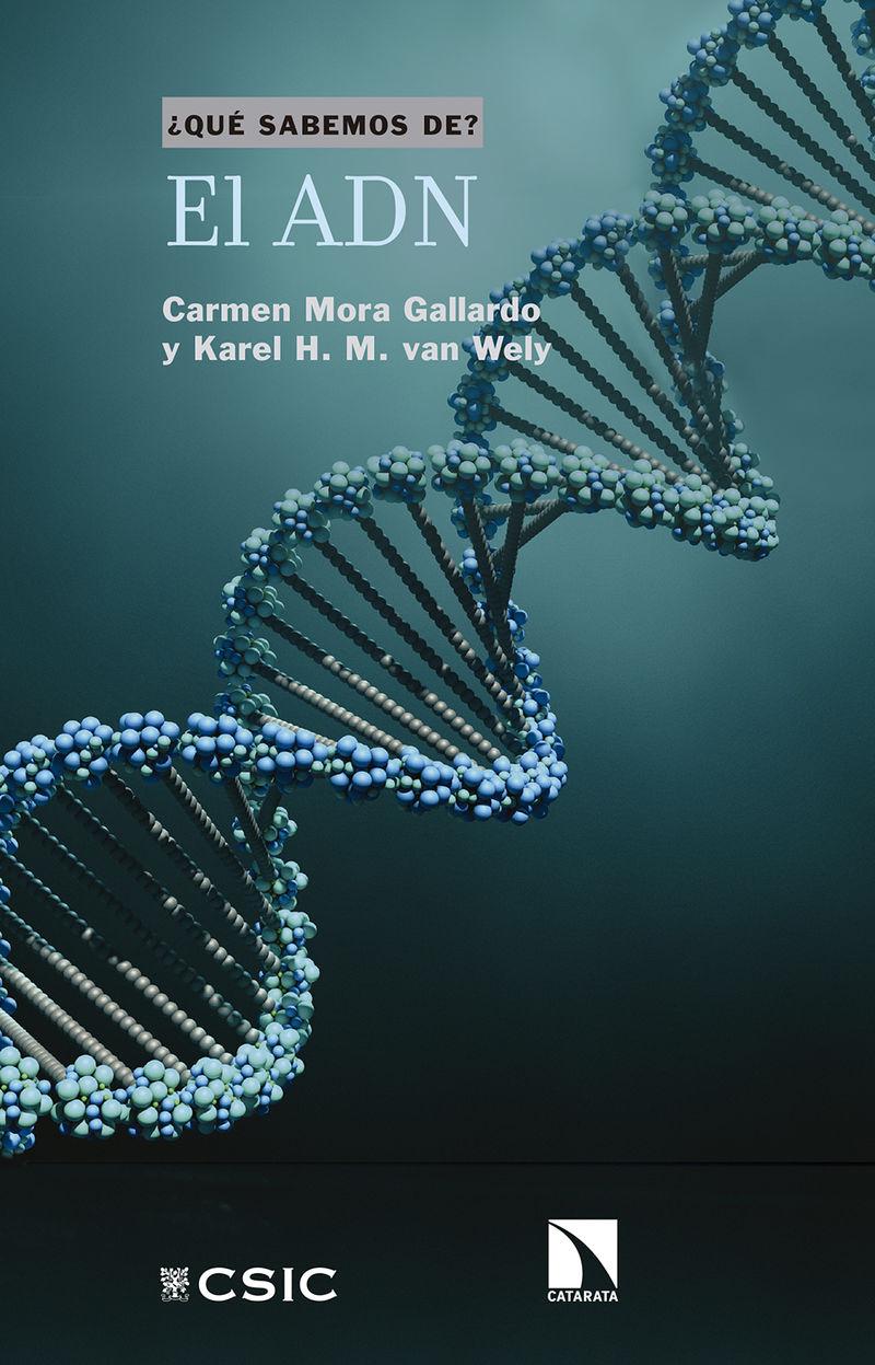 Adn, El - ¿que Sabemos De? - Carmen Mora Gallardo / Karel H. M. Van Wely