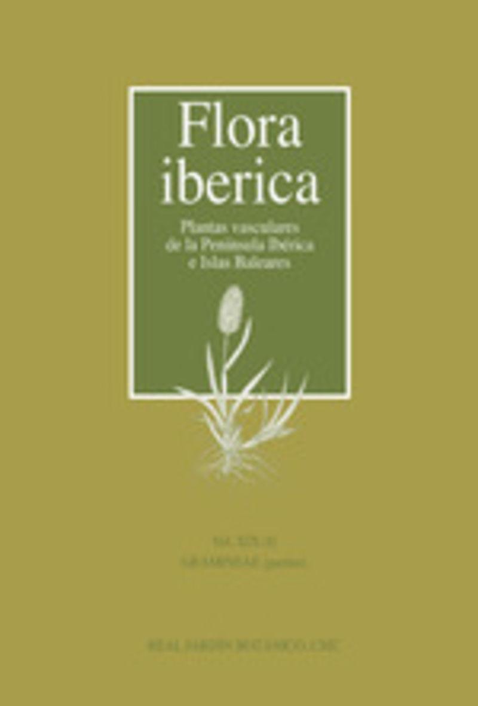 FLORA IBERICA XIX (I) - GRAMINEAE (PARTIM)