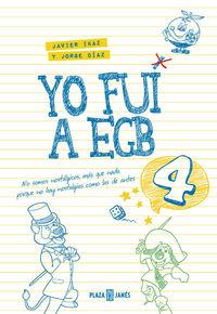 Yo Fui A Egb 4 - Jorge Diaz / Javier Ikaz