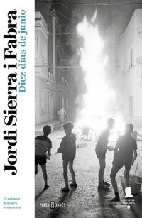 Diez Dias De Junio - Inspector Mascarell 9 - Jordi Sierra I Fabra