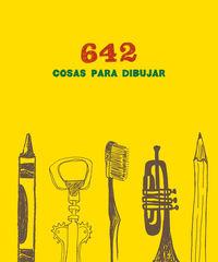 642 Cosas Para Dibujar - Aa. Vv.