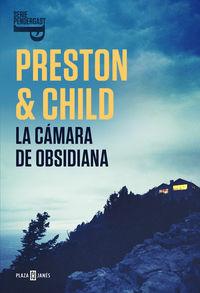 CAMARA DE OBSIDIANA, LA - INSPECTOR PENDERGAST 16