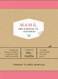 Mama, ¿me Cuentas Tu Historia? - Elma Van Vliet