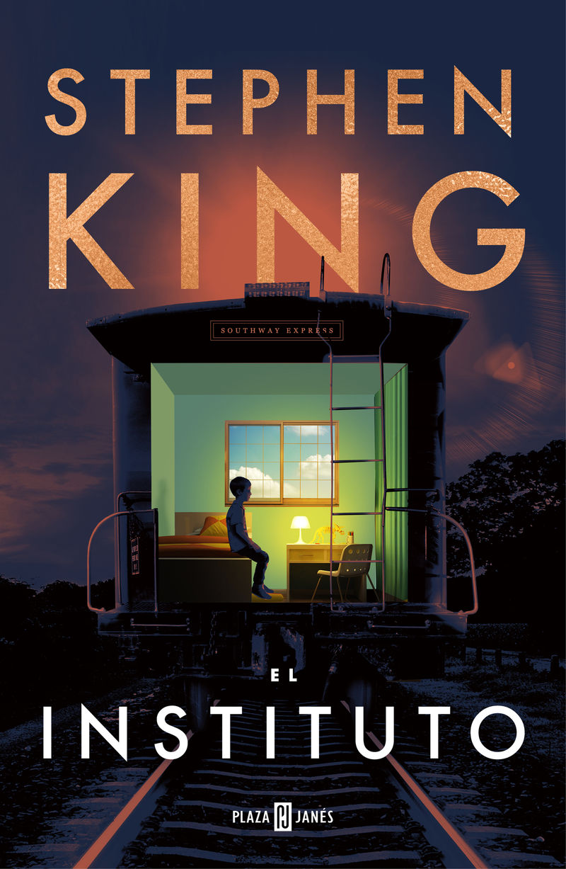 El instituto - Stephen King