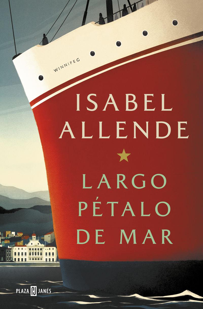 Largo Petalo De Mar - Isabel Allende