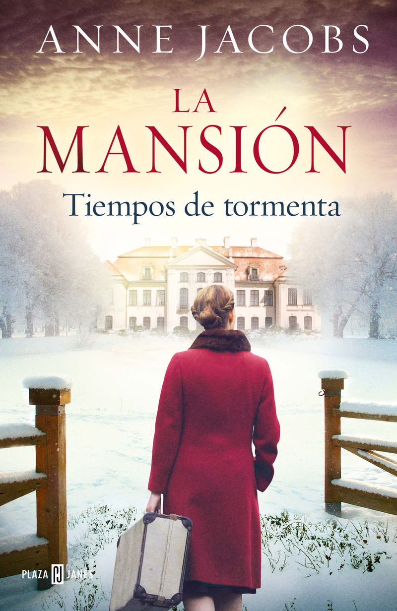 Mansion, La - Tiempos De Tormenta - Anne Jacobs