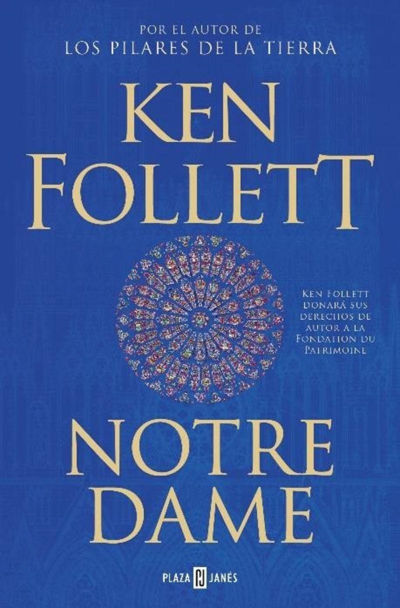Notre-Dame - Ken Follett / Benjamin Lacombe (il. )