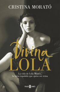 Divina Lola - Cristina Morato