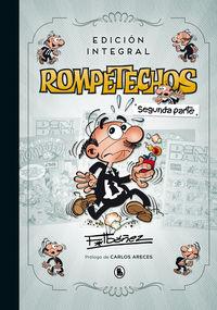ROMPETECHOS - SEGUNDA PARTE (INTEGRAL)