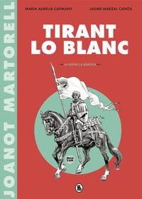 TIRANT LO BLANC (LA NOVELULA GRAFICA)