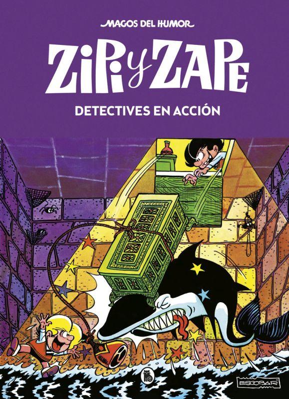 MAGOS DEL HUMOR 16 - ZIPI Y ZAPE - DETECTIVES EN ACCION
