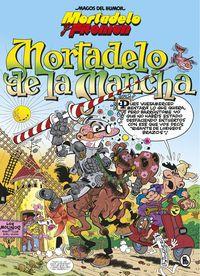 MAGOS DEL HUMOR 103 - MORTADELO Y FILEMON - MORTADELO DE LA MANCHA
