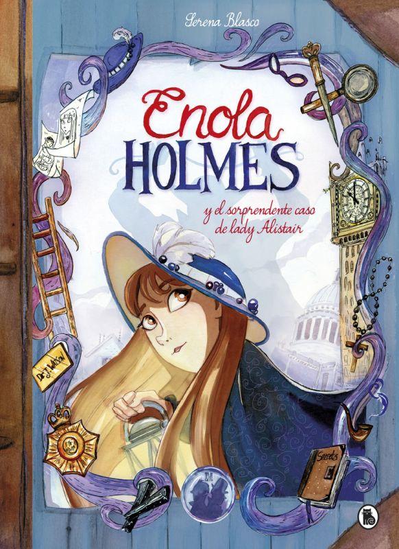 ENOLA HOLMES 2 - EL SORPRENDENTE CASO DE LADY ALISTAIR