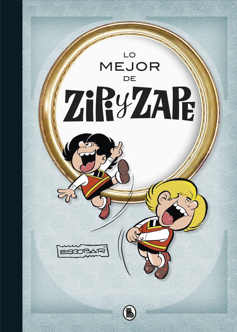 MEJOR DE ZIPI Y ZAPE, LO