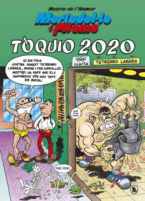 MESTRES DE L'HUMOR 55 - TOQUIO 2020