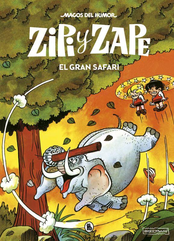 MAGOS DEL HUMOR 18 - ZIPI Y ZAPE - EL GRAN SAFARI