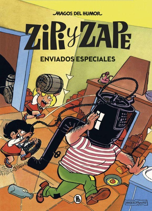 MAGOS DEL HUMOR 23 - ZIPI Y ZAPE - ENVIADOS ESPECIALES