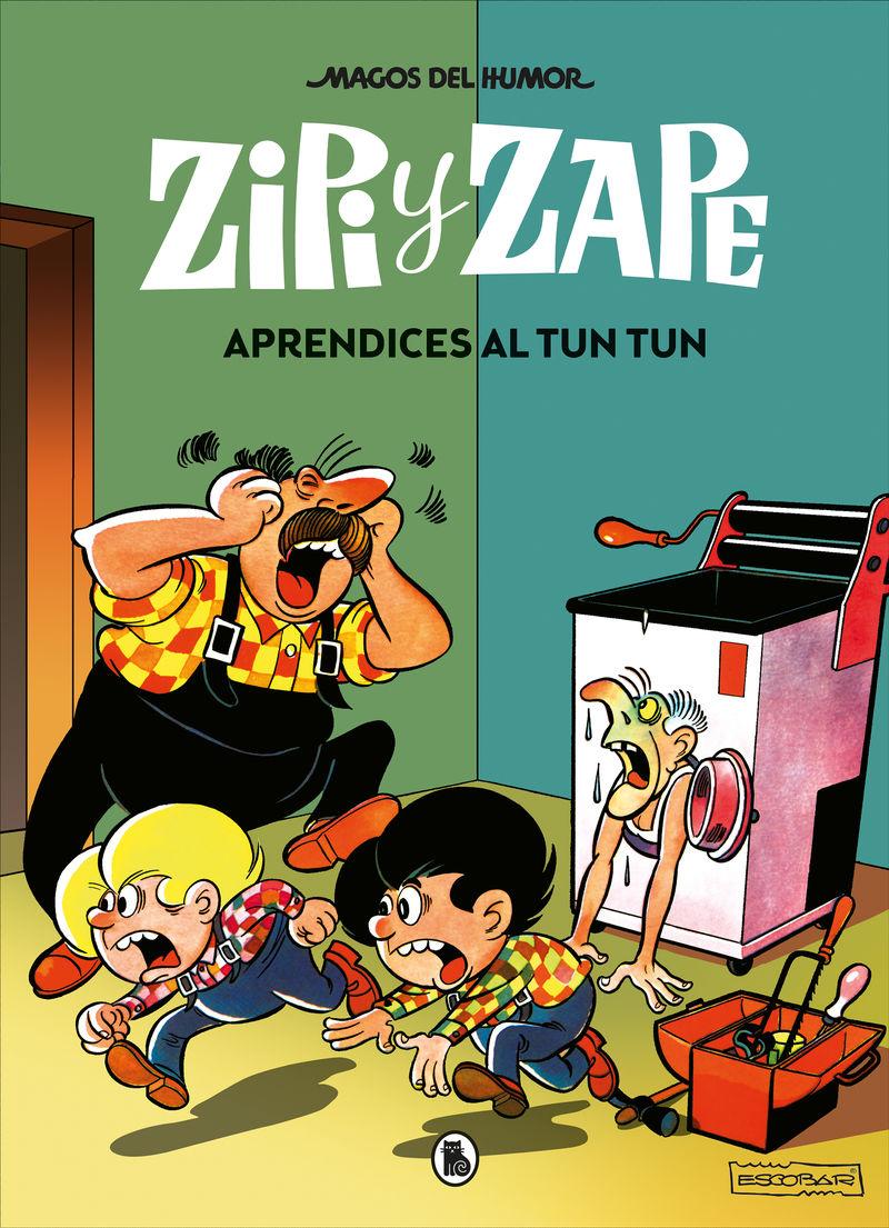 MAGOS DEL HUMOR 27 - ZIPI Y ZAPE - APRENDICES AL TUN TUN