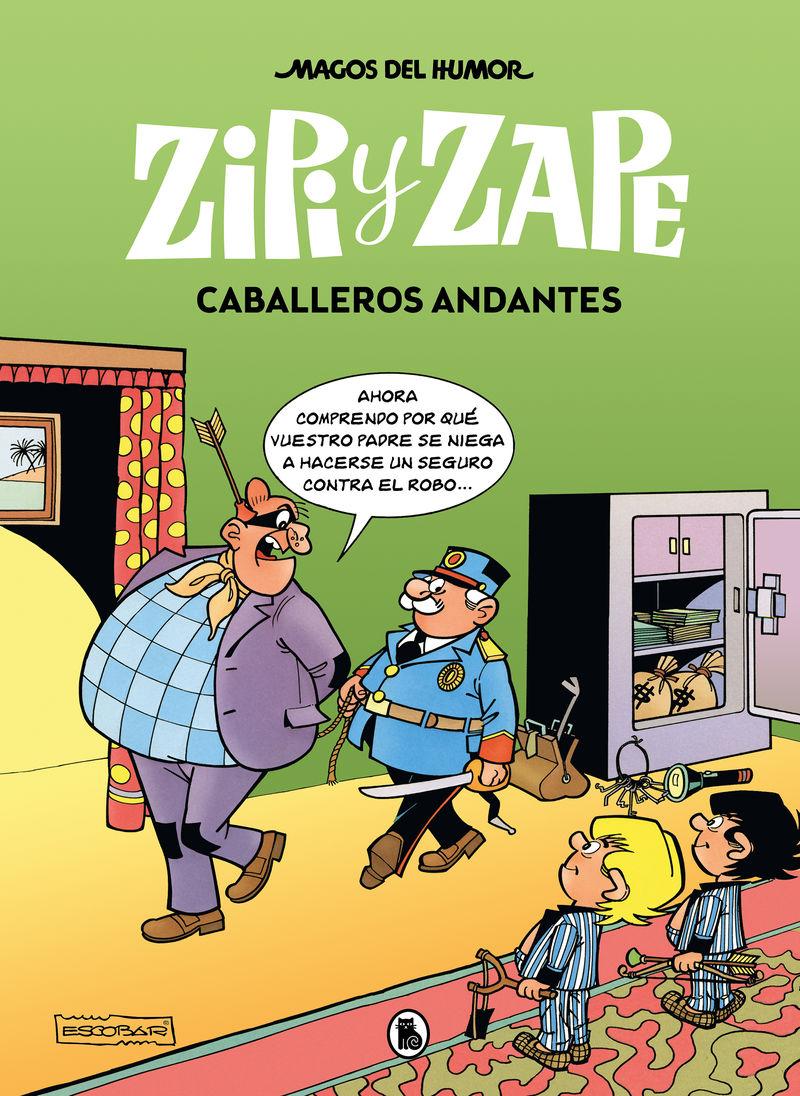 MAGOS DEL HUMOR 210 - CABALLEROS ANDANTE