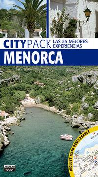 menorca (citypack) - Aa. Vv.