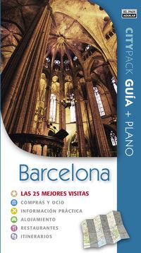 barcelona (citypack) - Aa. Vv.