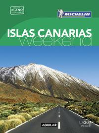 guia verde weekend islas canarias (16) - Aa. Vv.