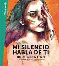 Mi Silencio Habla De Ti - Holden Centeno